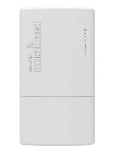 MikroTik FiberBox - 5 Port SFP...