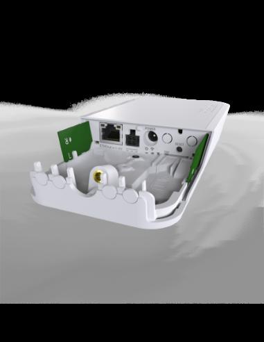 MikroTik wAP - 2.4GHz Weatherproof AP