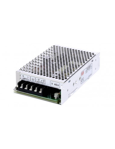 Mean Well - 50W Single Ouput DC - DC...