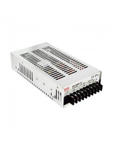 Mean Well - 200W Single Output DC -...