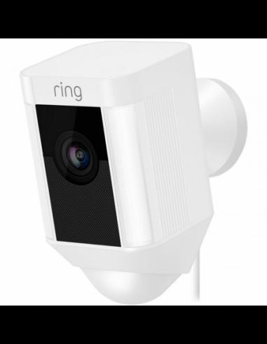 Ring Hardwired Spotlight Cam - White