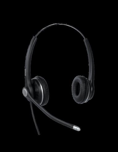 Snom A100 Binaural Headset - Wideband...
