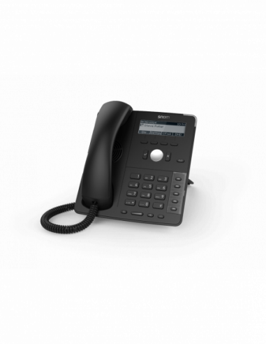 Snom D715 4-line Desktop SIP Phone -...