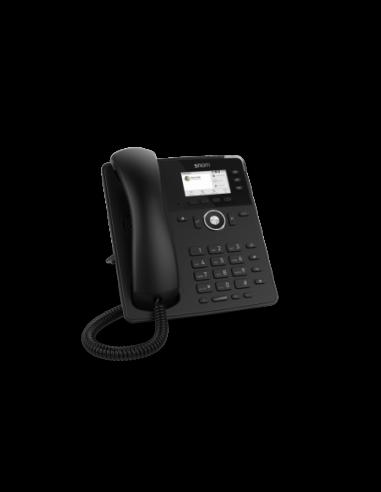 Snom D717 6-line Desktop SIP Phone -...