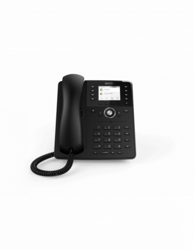 Snom D735 12-line Desktop SIP Phone -...