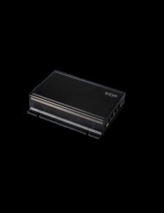 snom-pa1-sip-48v-poe-paging-amplifier-2-lan-4-watt-power-amplifier