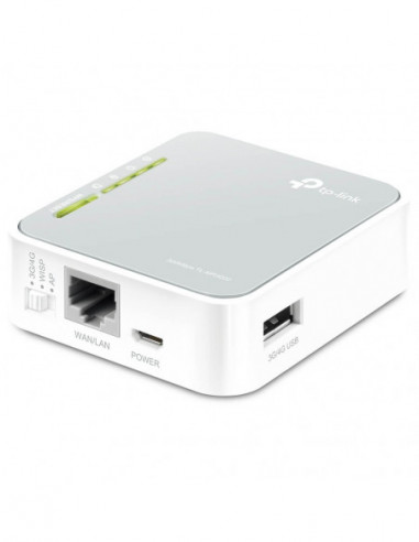 TP-Link Portable 3G/4G Wireless N...