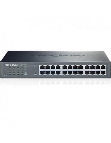 TP-Link 24-Port Gigabit Easy Smart...