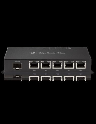 Ubiquiti EdgeRouter X-SFP with 5 LAN...