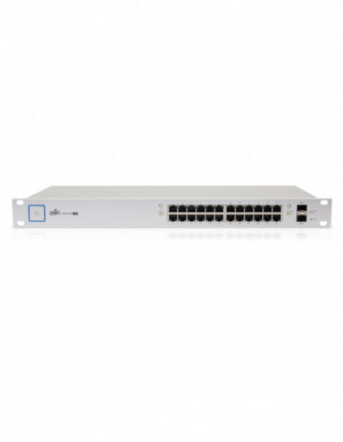 Ubiquiti UniFi Switch, 24 ports with...