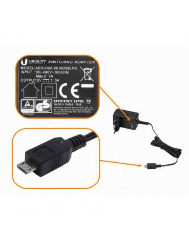 Ubiquiti Micro USB Power Supply for...