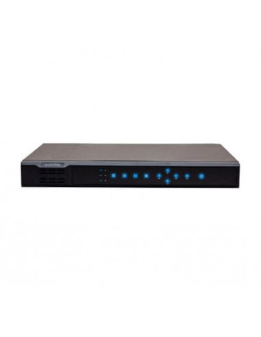 UNV - H.264 - 16 Channel NVR with 2...