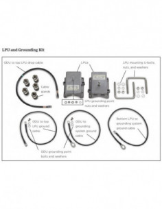 Cambium LPU and Grounding Kit
