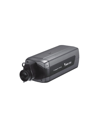 VIVOTEK - 5MP Indoor Box Camera with...