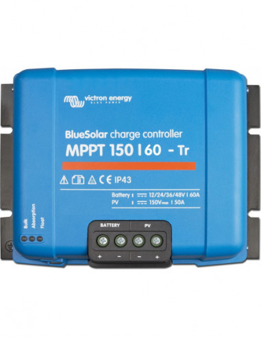 Victron Blue Solar MPPT 150/60 Charge...