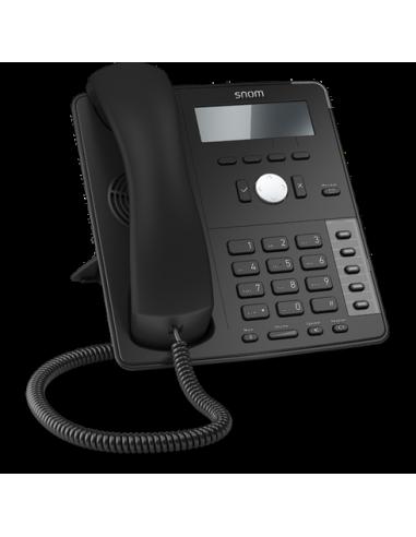 Snom D712 4-line Desktop SIP Phone -...