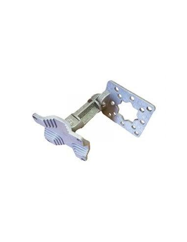 Acconet Aluminium Universal swivel...