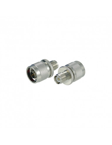 Inter Series Adapter N(m) - TNC(m)RP