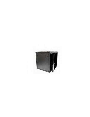 4U Wallbox, 600mm Deep, Black