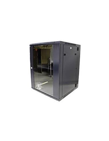 12U Wallbox, Swing Frame, 600mm Deep,...