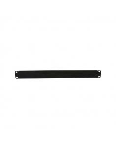 acconet-blanking-plate-1u-black