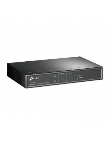 TP-Link 8-Port Gigabit Desktop PoE...