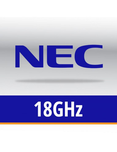 NEC 18GHz Single Polarised Link -...