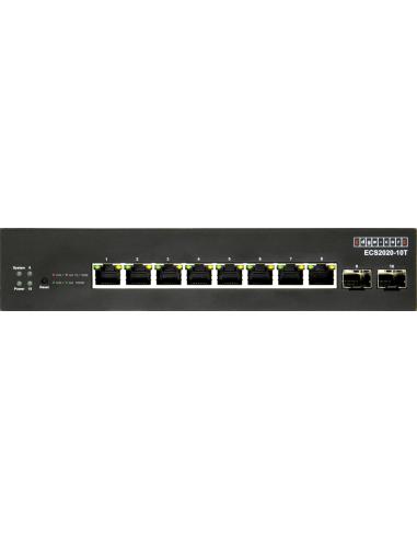 Edge-Core 10 Port GB Websmart Switch