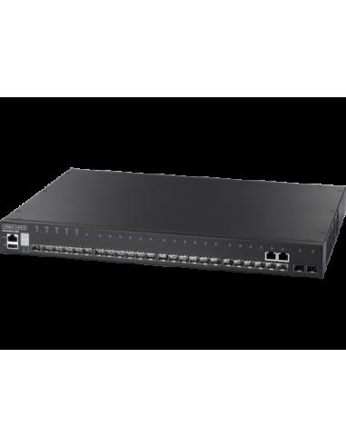 Edge-Core 28 Port SFP Layer 3 Fibre...