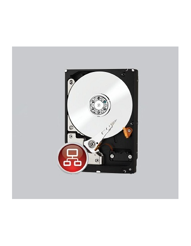 1TB Western Digital Red (NAS) 64MB...