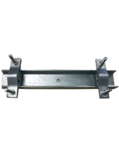 flush-mount-heavy-duty-20mm-offset-38-110mm-two-clamp-galvanised