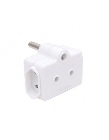 Safety Shuttered Adaptor – 1 x 16A, 2...