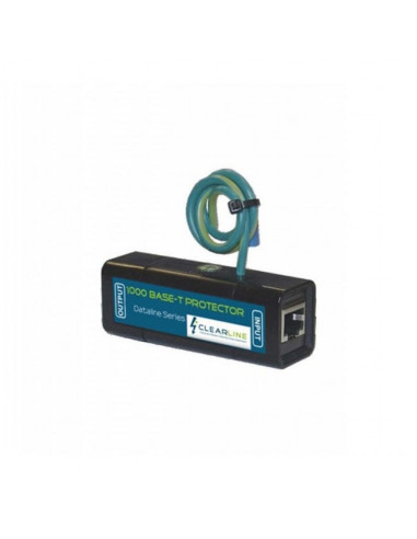 Single Port Gigabit inline Protector
