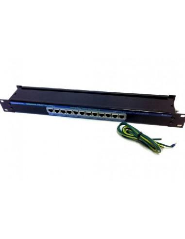 12 Port Gigabit Inline Protector