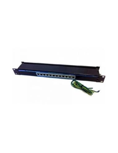 12 P Port Gigabit Inline Protector