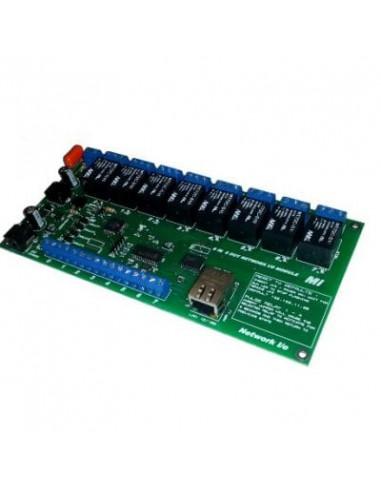 Micro Instruments 8 Port Relay, 8...