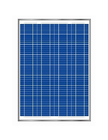Solar Panel, Polycrystalline, 80Watt,...