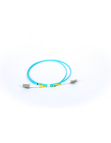 Fibre Patch Lead, LC/UPC to LC/UPC