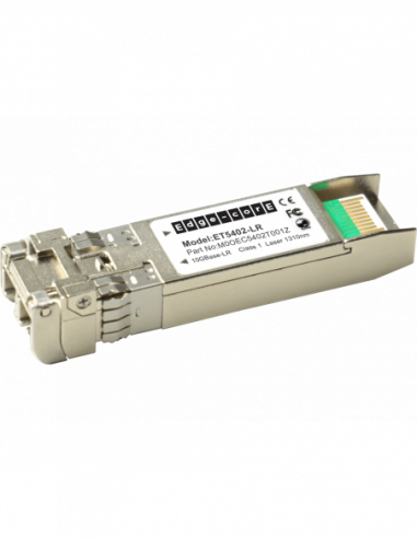 Edge-Core SFP+ SM Transceiver. 10km