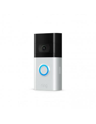 Ring Video Doorbell V3- Satin Nickel...