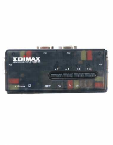 Edimax 4 port USB KVM Switch