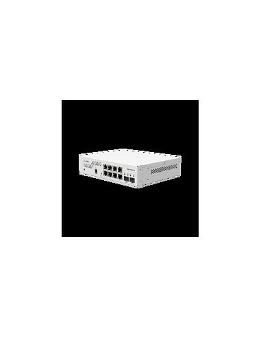 MikroTik CSS610-8G-2S+IN Cloud Smart...