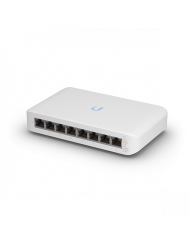Ubiquiti UniFi POE Switch, Lite, 8 port