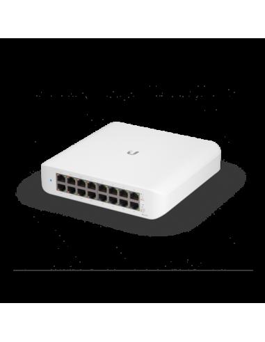 Ubiquiti UniFi PoE Switch Lite, 16 port