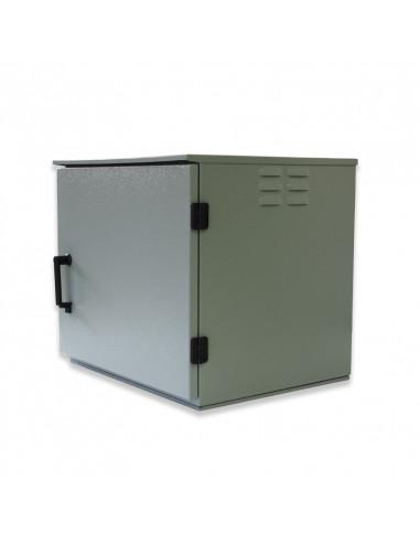 9U IP55 Wallbox, 450mm Deep, Grey
