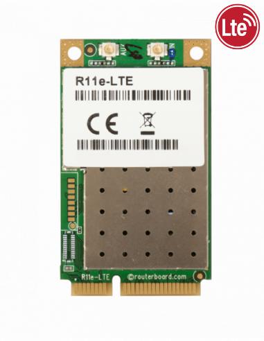 MikroTik R11e-LTE - LTE CAT 6...