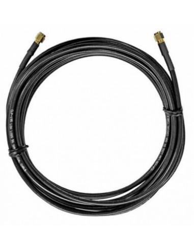 MikroTik 1m SMA male to SMA male cable