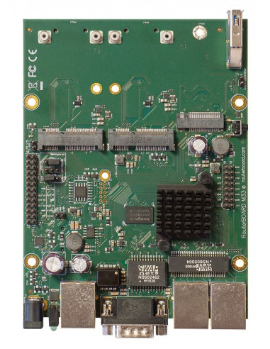 MikroTik RouterBOARD M33G with 3...
