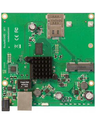 MikroTik RouterBOARD M11G with 1...
