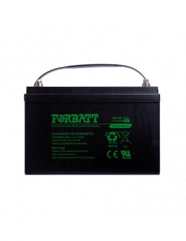 12V 100AH Sealed GEL Battery